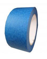 Taśma maskująca 25mm/50m malarska niebieska odporna na UV 14 dni