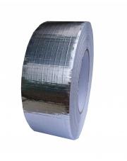 Taśma aluminiowa 50mm/45m zbrojona włóknem szklanym izolacyjna